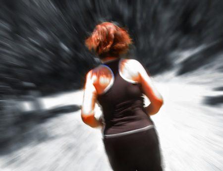 Bieg to zdrowie i relaks