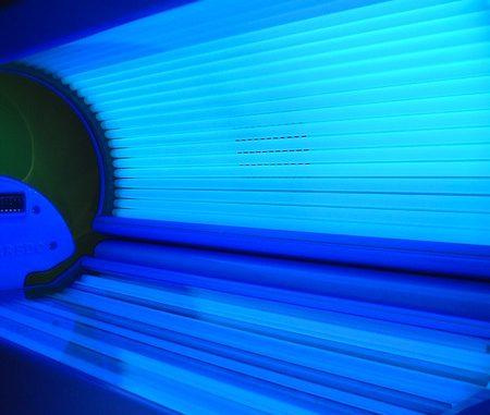 Opalanie w solarium