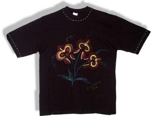 T-shirt w modzie