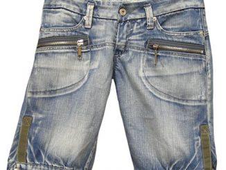 Wakacyjny ubiór - szory
