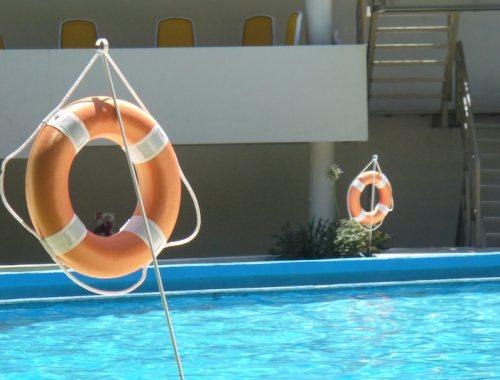 Pływanie jako aktywna forma spędzania czasu