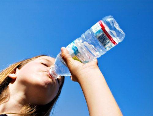 Woda najlepsza na upalne dni