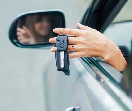 Kobieta a prawo jazdy - dane statystyczne