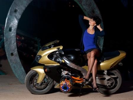 Gdy motocykl staje się pasją