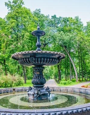 Park - idealne miejsce na randkę