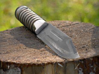 Rodzaje noży i ich wykorzystanie w terenie