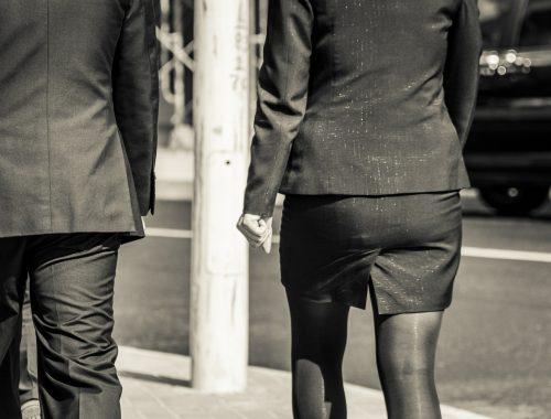 Moda męska ma różne oblicza