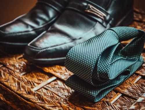 Jak dobrać krawat do koszuli?