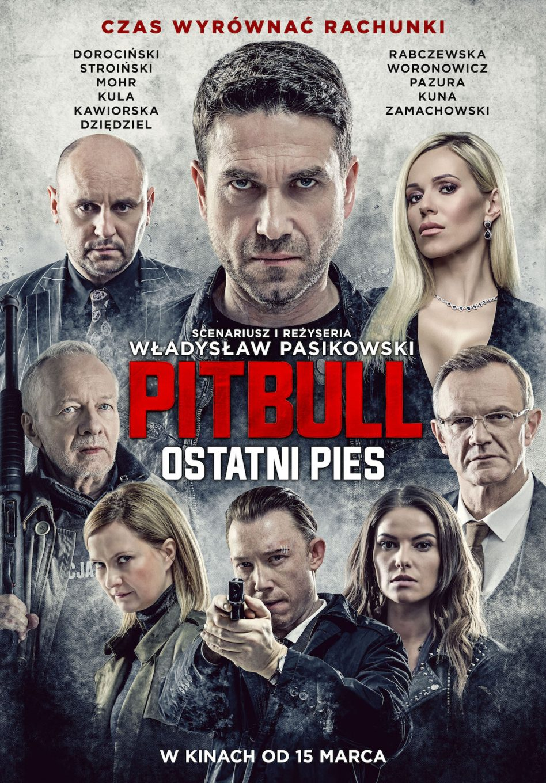 """Pokazy przedpremierowe megahitu """"Pitbull. Ostatni pies"""" w Cinema City"""