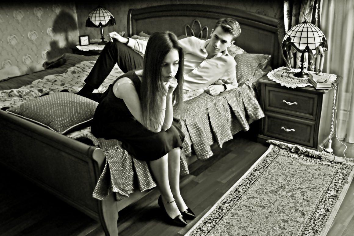 Toksyczny związek - kiedy powiedzieć dość?