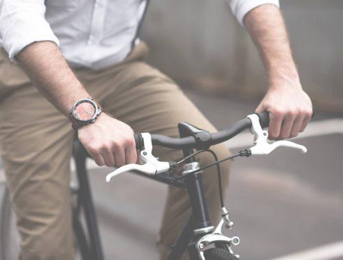 Akcesoria i zegarki idealne dla rowerzystów