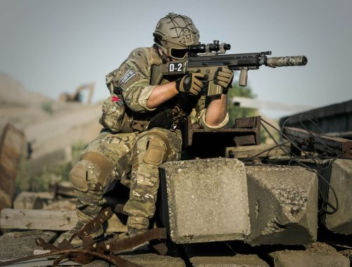 Gdzie można kupić odpowiedni sprzęt militarny?