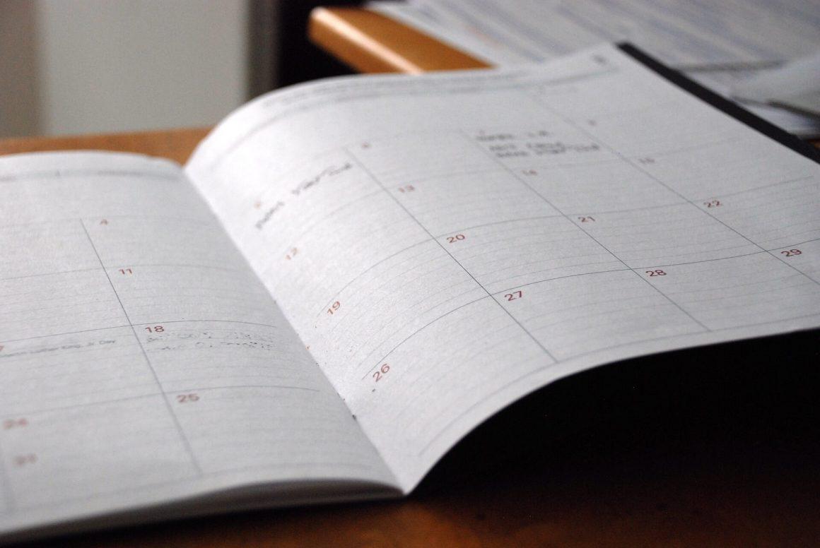 Jak zrobić dobry plan dnia
