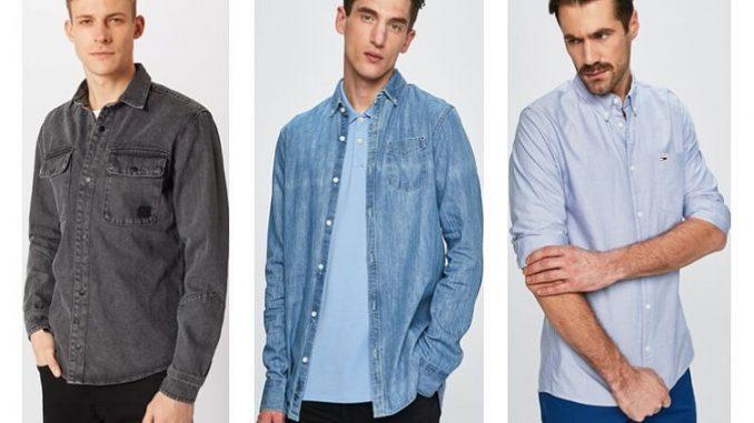 Komu pasuje męska koszula jeansowa? Z czym nosić koszulę jeansową?