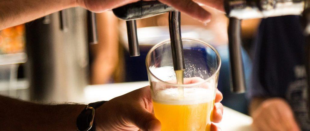 Piwo po treningu