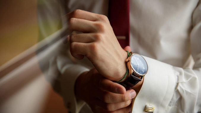 Zegarek - gadżet prawdziwego mężczyzny