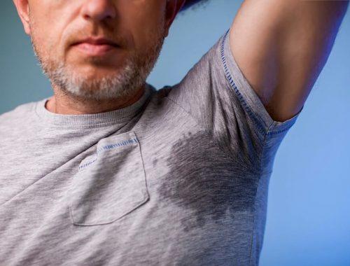 Dobry antyperspirant męski przeciw nadmiernemu poceniu