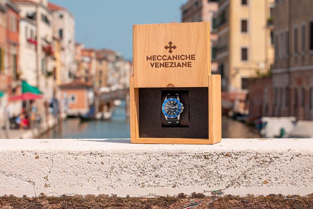 Zegarki Meccaniche Veneziane - włoski styl i szwajcarska doskonałość