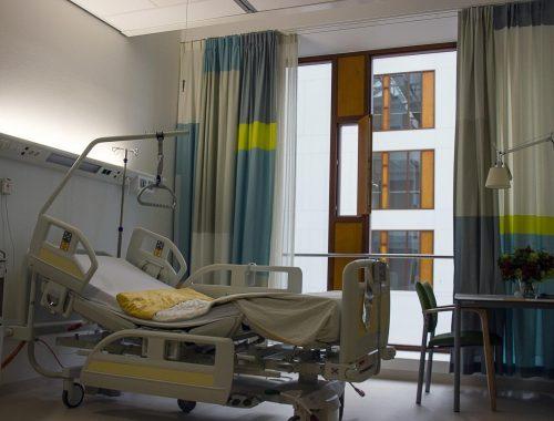 Jarosław Kaczyński w szpitalu