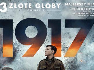 """Najnowszy wojenny dramat """"1917"""" w Cinema City IMAX®!"""