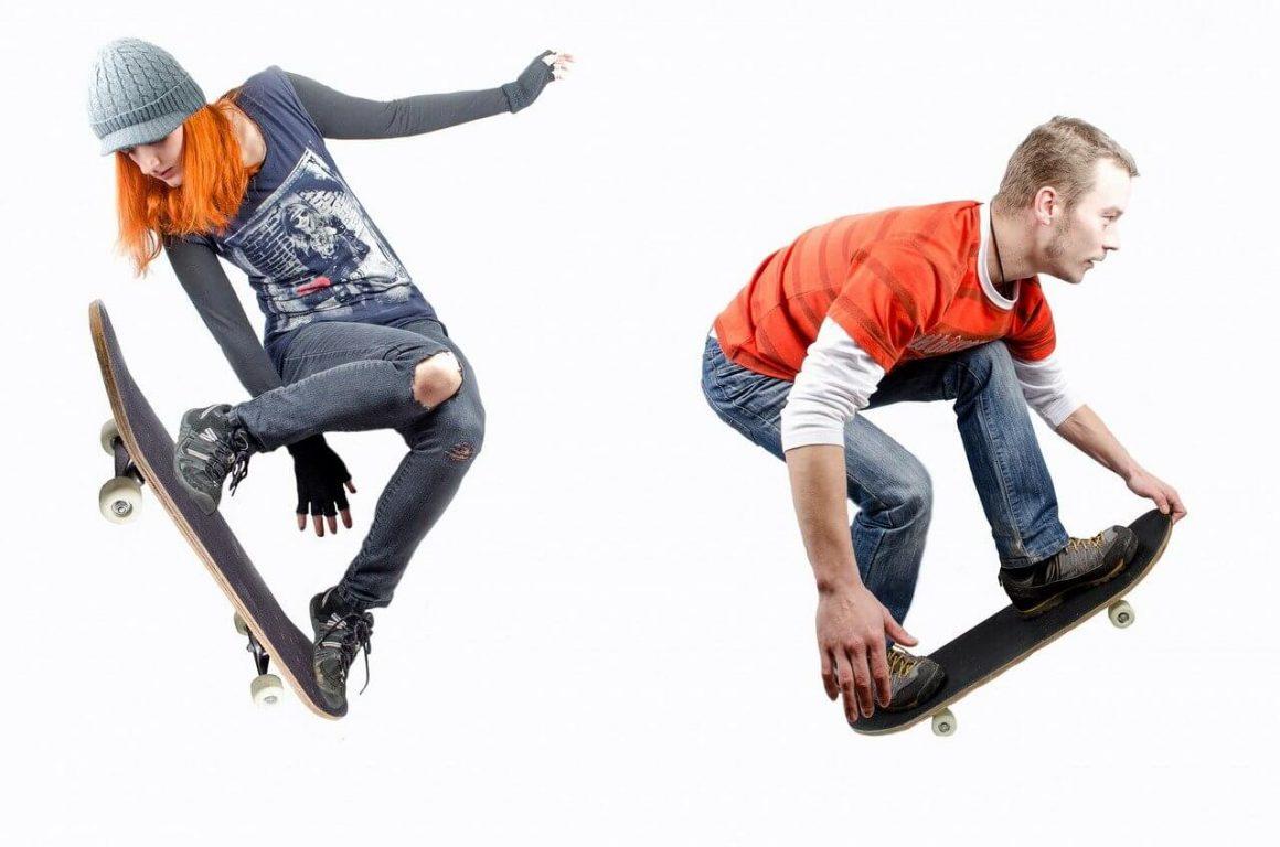 Skateboarding - odzież