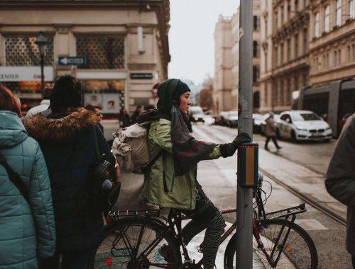 Zima na rowerze – jak się do niej przygotować?