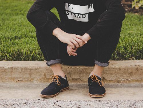 Stylowe buty na lato