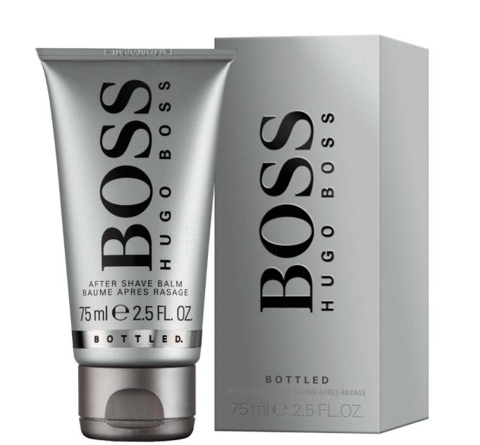 HUGO BOSS BOTTLED Balsam po goleniu dla mężczyzn 75 ml