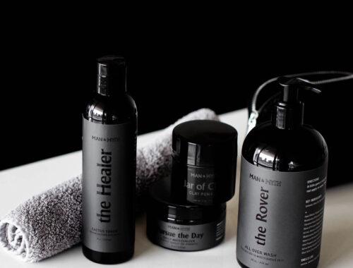 Kosmetyki do jesiennej pielęgnacji ciała mężczyzn