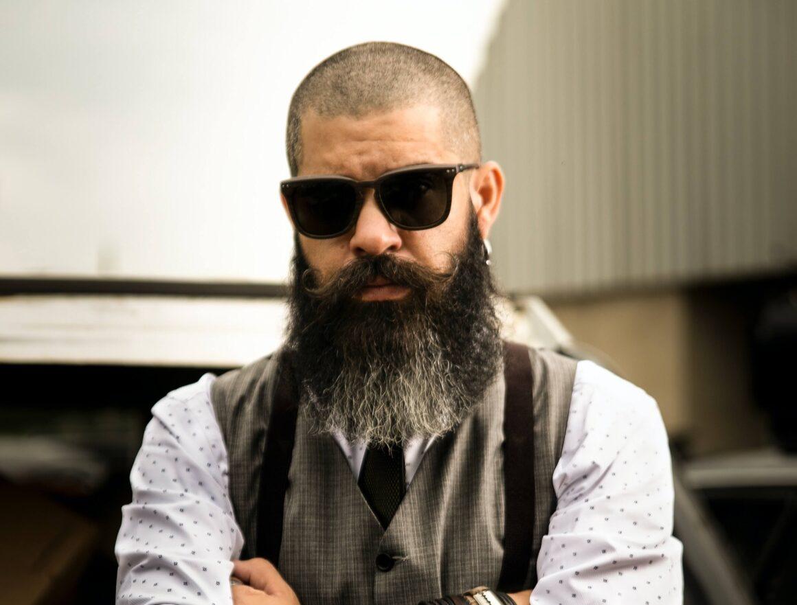 Piękna broda - nie tylko w stylu drwala!