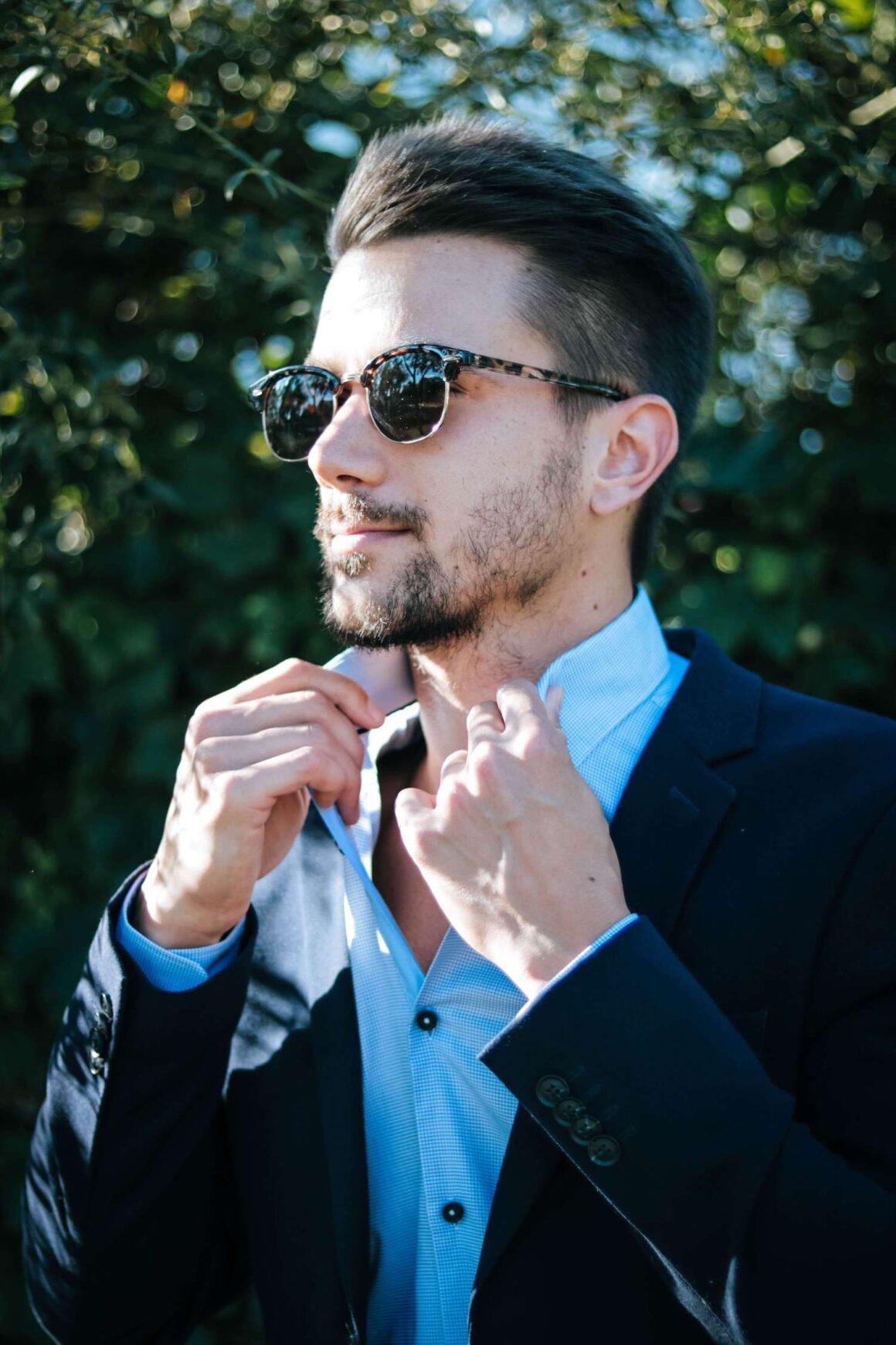 Czy ekskluzywne i eleganckie stylizacje męskie odeszły do lamusa?
