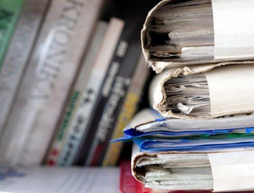 Jak archiwizować dokumenty?