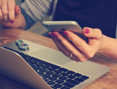 Wzrost zakupów online przez pandemię