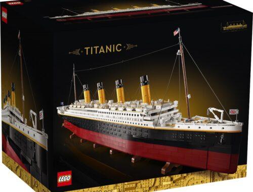 Najwspanialszy statek w historii dołącza do rodziny LEGO