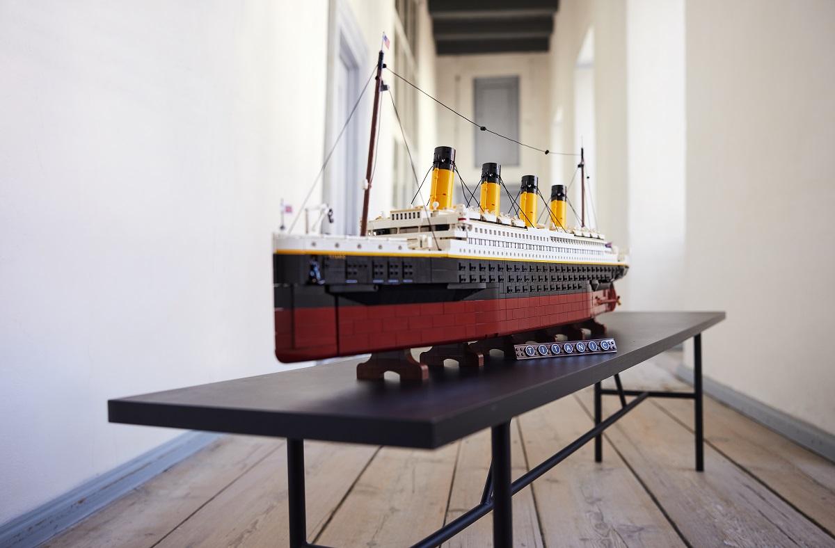 LEGO® Titanic